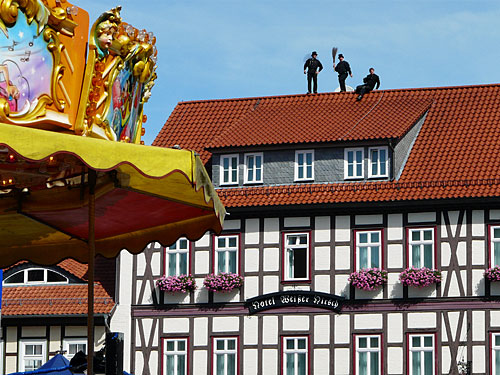 Altsadtfest Wernigerode 2012